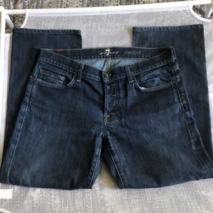 7 for all mankind Standard Jeans 33W